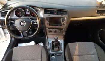 VOLKSWAGEN Golf CR 1.6 TDI 110CV BMT Advance 3p. lleno